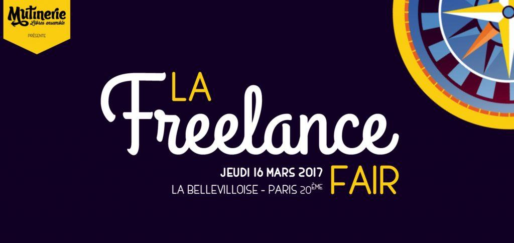 #FreelanceFair / Le premier événement dédié aux freelances et aux nouveaux modes de travail. (image)