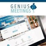 Genius Meeting : l'organisation de vos évenements en toute liberté
