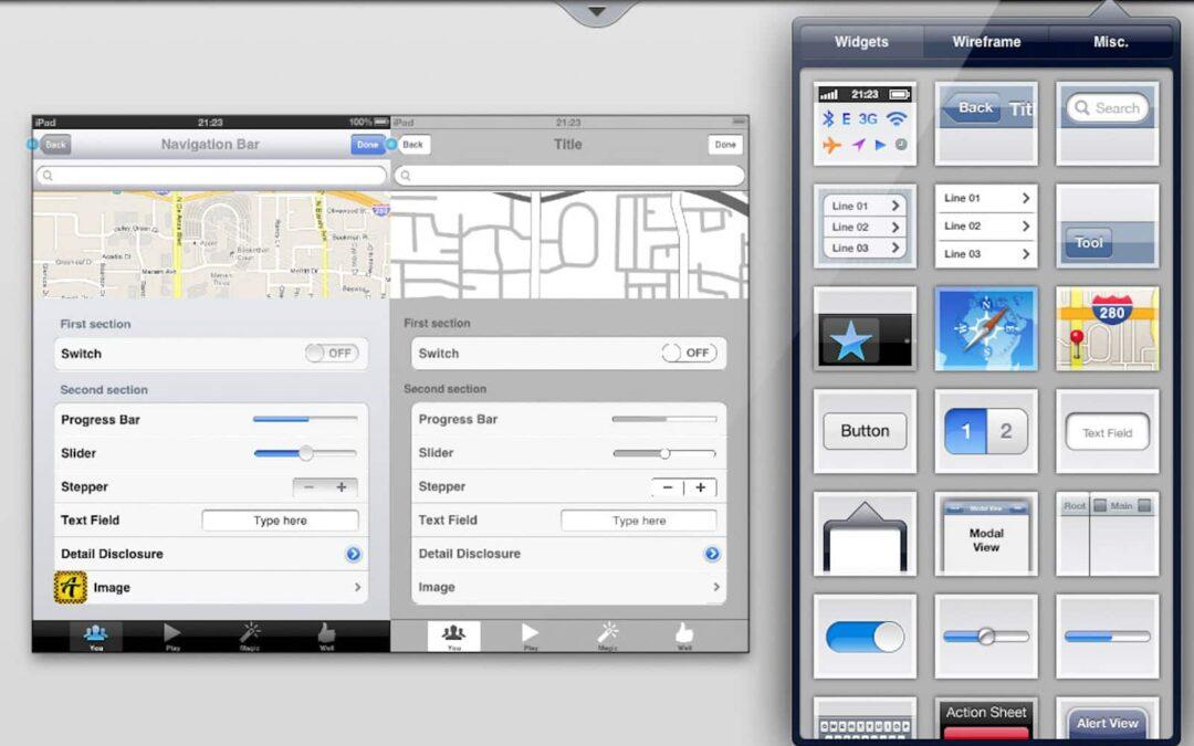 Prototypage iPad & iPhone : ayez le réflexe AppCooker !
