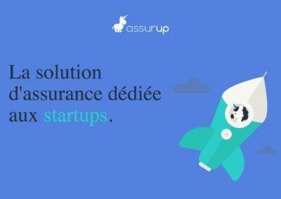 Assurup : La solution d'assurance dédiée aux startups.
