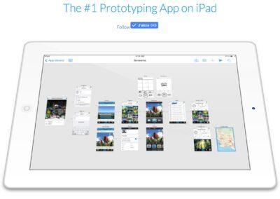 AppCooker : Réalisez rapidement des maquettes ou prototypes interactifs avec votre iPad.