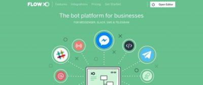 FLOWXO : Créez des chatbots performants et automatisez vos processus sans coder.