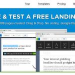 Instapage : Créez facilement une landing page performante !