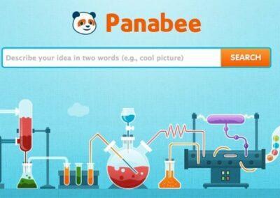 Panabee : Trouvez facilement un nom de domaine original.