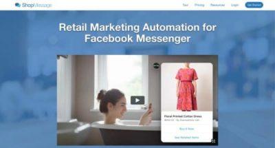 ShopMessage : Boostez les ventes de votre boutique e-commerce.