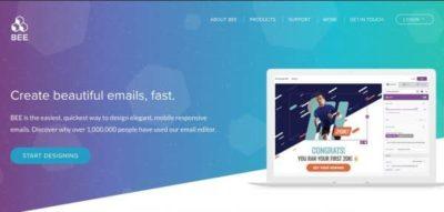 Beefree : Réalisez gratuitement des templates de newsletter responsive de qualité.