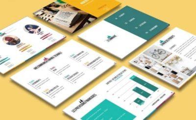 Rédiger son Pitch Deck à l'aide d'un modèle organisé selon les normes investisseurs