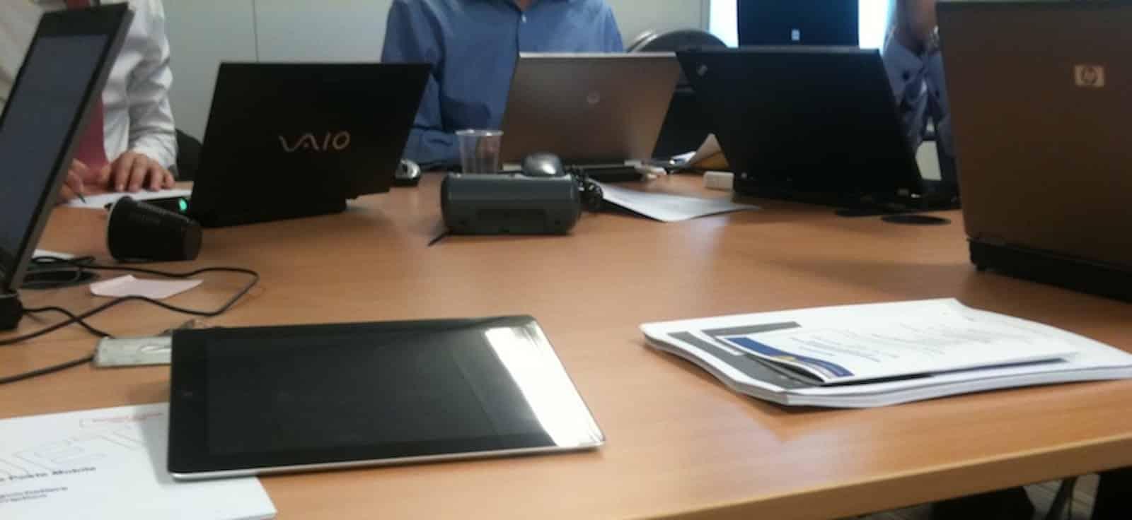 Travailler avec une tablette tactile (iPad) – Mon bilan après un an