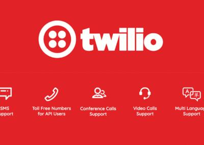 Twilio : Intégrez rapidement de la VOIP, des SMS & cie dans vos Apps.