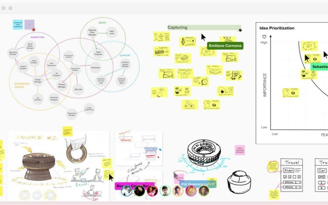 MURAL : Le pionnier de l'animation d'ateliers créatifs en ligne