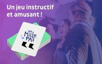 #Crowdfunding / Les Mille pas : le 1000 bornes de la carrière professionnelle au féminin.