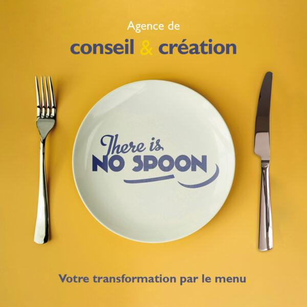 Votre transformation par le menu. (image)